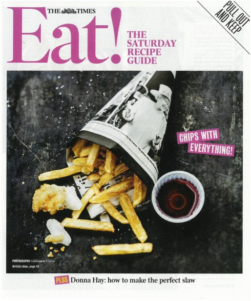 Frites - The Times Magazine