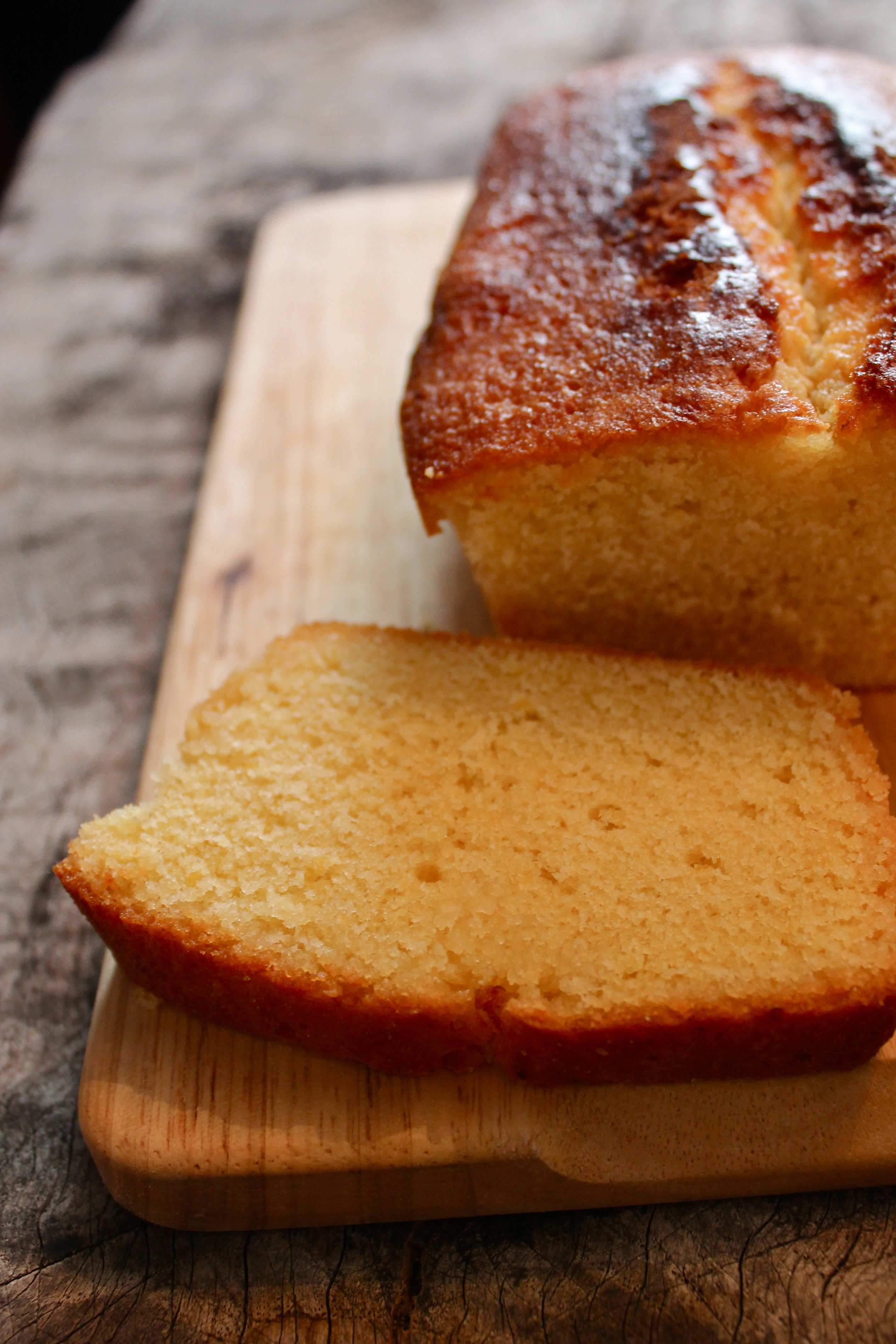 Laurent Jeannin Cake Au Citron